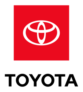 Toyota Vertical Logo